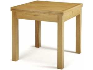 Serene Lambeth Oak Extending Dining Table