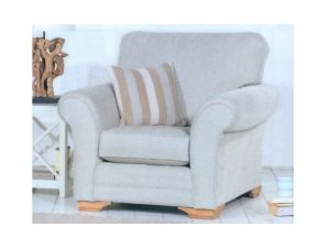 Alstons Vermont Fabric Chair