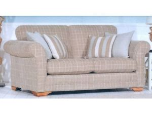 Alstons Vermont 2 Seater Fabric Sofa