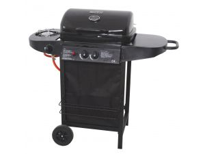 Royalcraft Master Cook Rodeo 2 + 1 Burner Trolley BBQ