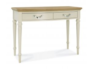 Bentley Designs Montreux Pale Oak And Antique White Dressing Table