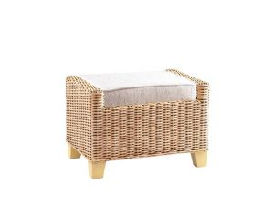 Cane Norfolk Footstool