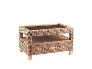 Cane Norfolk Rectangular Coffee Table