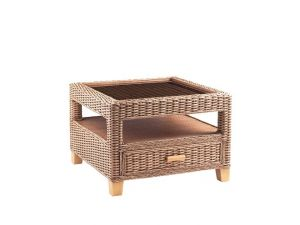 Cane Norfolk Square Coffee Table