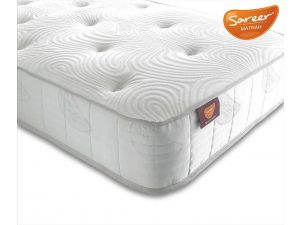 Sareer Matrah Latex 5ft Kingsize Open Coil Mattress