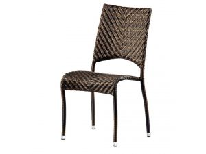 Alexander Rose Ocean Tea For Two Bistro Stacking Armchairs