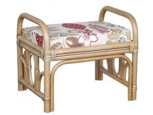 Cane Baltimore Footstool