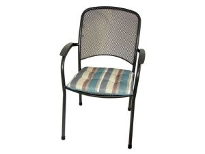Royalcraft Teal Stripe Carlo/Classic Cushion (Sold In 4'S Or 6'S Only)