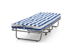 Serene Arezzo 80cm Folding Guest Bed with Mattress