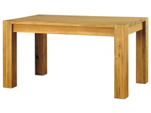 Baumhaus Aston Oak 4-6 Seater Extending Dining Table