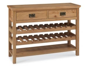 Bentley Designs Provence Oak Console Table
