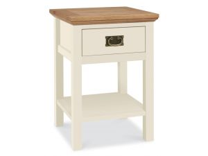 Bentley Designs Provence Two Tone Lamp Table