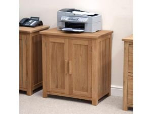 Opus Oak Printer/Occasional Cabinet