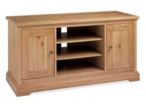 Bentley Designs Provence Oak Entertainment Unit