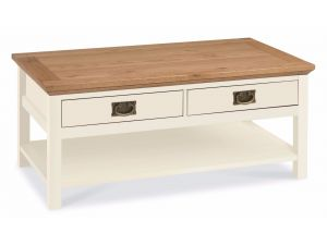 Bentley Designs Provence Two Tone Coffee Table