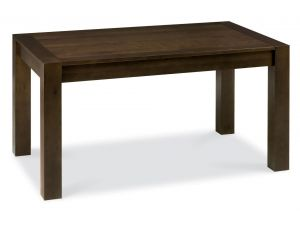 Bentley Designs Lyon Walnut 150cm End Ext. Dining Table