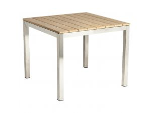 Alexander Rose Cologne Roble Square Table 0.9X0.9M