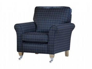 Alstons Vermont Fabric Accent Chair
