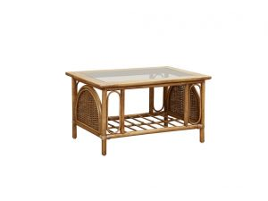 Cane Bari Coffee Table