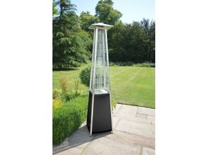 Leisuregrow Dante Pyramid Flame Patio Heater
