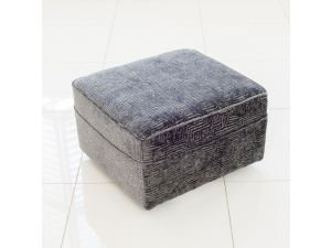 Alstons Venice Fabric Foot Stool