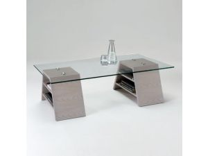 Chelsom Libro Rectangle Coffee Table