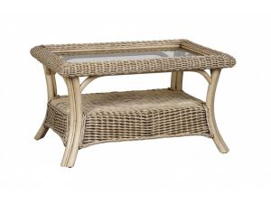 Cane Girona Coffee Table