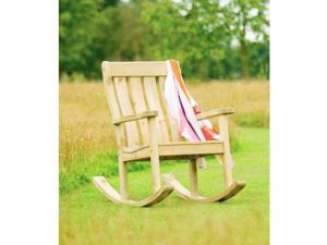 Alexander Rose Pine Farmers Rocking Chair (FSC)
