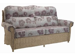 Desser Harlow 3 Seater Conservatory Sofa