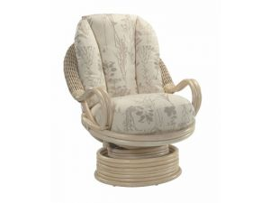 Desser Deluxe Swivel Rocker and Cushion