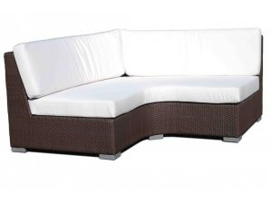 Skyline Pacific U Shape Modular Rattan Sofa Suite Set With Coffee Tables