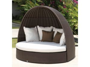 Skyline Pali Rattan Day Bed