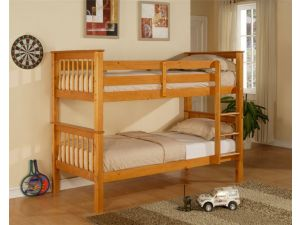 Limelight Pavo 3ft Single Pine Bunk Bed