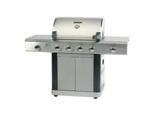 Royalcraft Platinum 600 Deluxe 4 Burner With Sliding Side Burner And Searing Burner