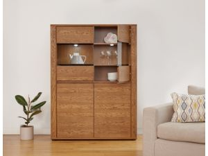 Olten Low Display Cabinet