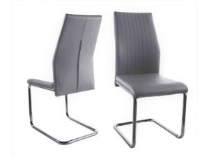 Fairmont Aldo Leather Dining Chairs