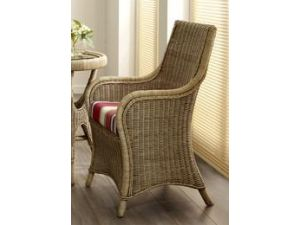 Cane Amalfi Carver Dining Chair
