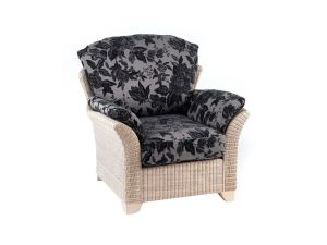Cane Arona 2.5+1+1 Seater Without Arm Pads Sofa Set