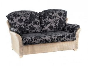 Cane Arona 2.5 Seater With Scatter Back Cushions And With Arm Pads