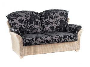 Cane Arona 2 Seater With Arm Pads