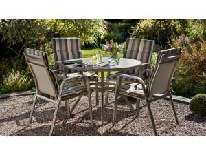 Hartman Aruba Garden Chairs with Cushion