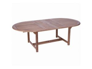 Westminster Atlantic Teak Double Extension Table