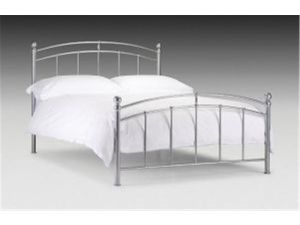 Julian Bowen Chatsworth 5ft Kingsize Metal Bed