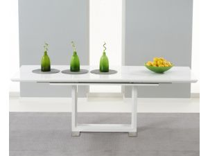 Beckley 160cm Solid Wood Dining Table