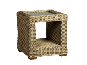 Cane Brando Side Table