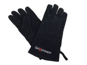 Leisuregrow Grillstream Gourmet Black Fabric Gloves (Pair)