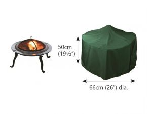 Bosmere Small Round Fire Pit Cover