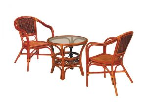 Cane Augusta Chair (Frame Only)