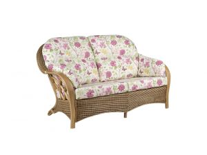 Cane Serena 2.5 Seater Sofa Without Wrap Cushion