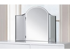 Julian Bowen Canto Curved Dressing Table Mirror